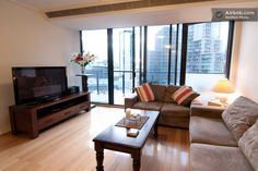 Apartment Accommodation Melbourne southbank