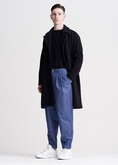 Founded in 2011 by Sissi Goetze, the eponymous label SISSI GOETZE makes its debut as simply GOETZE this season. The revamp of the name and branding reclaims the labels commitment to its unique unconventional take on contemporary menswear. It... »