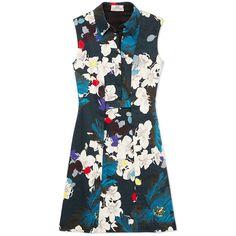 Erdem Cleo Dress ($1,150) ❤ liked on Polyvore