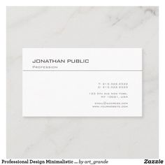Minimalist Business Cards, Elegant Business Cards, Professional Business Cards, Business Card Design, Accounting And Finance, Finance Business, Cleaning Business Cards, Chic, Card Designs