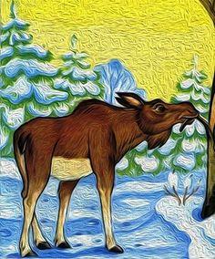 zimovanie zvierat