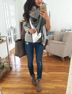 stitch fix: i love this! especially the jeans and shoes.