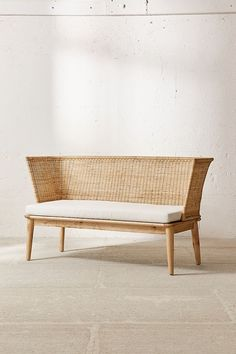 Slide View: 2: Jens Woven Windsor Sofa