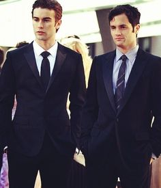 Nate Archibald and Dan Humphrey