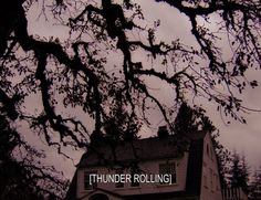 Thunder's the perfect sound of nature. Like a growl so pure. It's the perfect setting for creating poetry. Laurent Mercier, Scream, Twin Peaks 1990, Mazzy Star, Daphne Blake, The Frankenstein, Wuthering Heights, Southern Gothic, Gorillaz