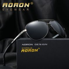 HD-Polarized-Sunglasses-Men s-Driving-Outdoor-sports-Fashion-Eyewear-Glasses-New a47b02850221