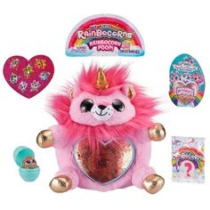 ZURU Rainbocorns Plush Series 2 (Assorted: Styles Vary) price history, best deal, and finding similar items Christmas Toys For Girls, Christmas Presents, Rainbow Corn, Harry Potter Party Decorations, Toy Kitchen Set, Frozen Toys, New Egg, American Girl Accessories, Really Cool Stuff