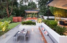 Houzz  - Apex Landscapes - Ferntree Gully Project, Australia