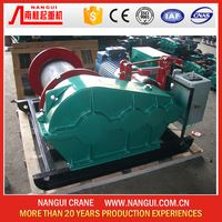 Hot sale crane hydraulic winch for sale winch with wire rope