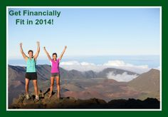 Are you ready to get financially fit in 2014? We will be launching our 30 Day Money Challenge soon!   Join our list for more info. http://webinar.thesavvyduo.com/30-days-to-financial-fitness/