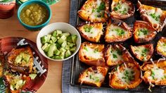 How to make the perfect Sweet Potato Skins by Food Network Kitchens on Food Network UK.
