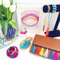 Vandifair Ig Round Up – Spring Into Color By Vandi Fair