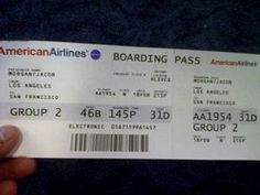 american airline booking
