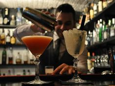 19 Bars Around The World You Should Drink At Before You Die