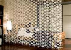 Room Divider - Small Space Solutions