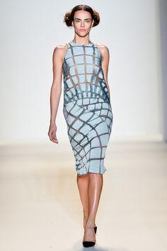 Lela Rose Spring/Summer 2014  #lelarose #nyfw #mbfw #springsummer #fashionweek #catwalk #runway #2014 #ss14 #model #fashionshow #fashion