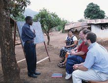 World wise schools - Peace Corps education initiative
