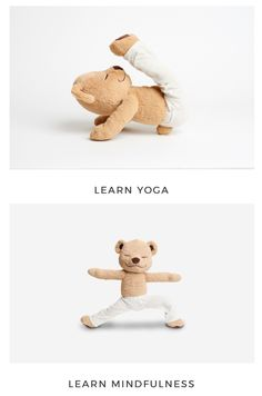 Learn about yoga and Mindfulness for Kids at www.meddyteddy.com.