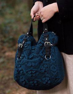 Ravelry: Depoe Bay Bag pattern by Kerin Dimeler-Laurence
