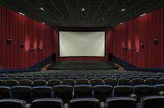 How to Renovate a Movie Theater #stepbystep
