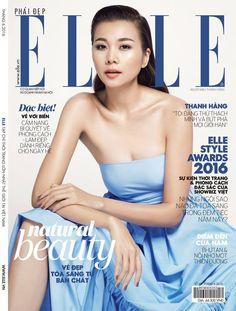tạp chí Elle Vietnam 05/2016, Phạm Thị Thanh Hằng