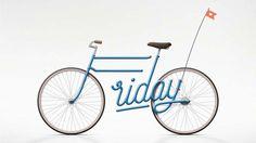 Os apetece un paseo en bici un viernes?
