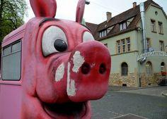 Muzeul porcului- Stuttgart, Germania