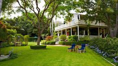 For those who dream of living in Santa Barbara, staying in one of its many bed and breakfasts is the next best thing. Find 100-year-old Victorian inns, France-inspired cottages, and Craftsman-style country homes nestled within exclusive neighborhoods. One