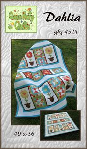 Dahlia Quilt Pattern