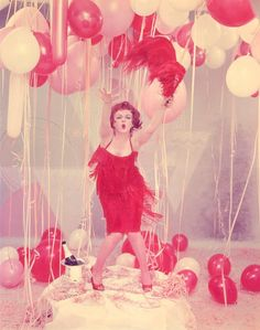 Richard Avedon - Marilyn Monroe as Clara Bow 1957