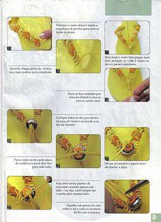 Luci Artes: chinelos