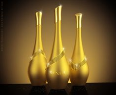 Eau de parfum RENATA GOLD on Behance