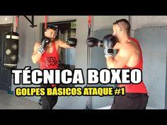 TÉCNICA BOXEO || GOLPES BÁSICOS TUTORIAL - YouTube