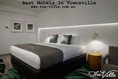 Looking for Townsville resorts? The Ville Resort - Casino is one of the best Townsville hotels and restaurants offering modern accommodation, live entertainment, bars, an international standard casino, resort pool etc. Executive Room, Restaurant Offers, Motel, Best Hotels, Mattress, Rooms, Bed, Furniture, Home Decor