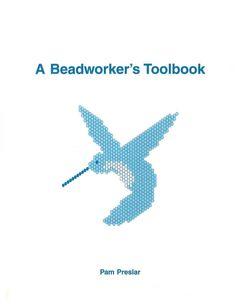Beadwork Graph Paper for Seed Beads, eBook Digital Download Version, A Beadworker's Toolbook by Pam Preslar, ISBN 978-0-9650282-1-9