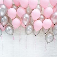 "1,416 Likes, 28 Comments - AMY TEIXEIRA (@theconfettiandco) on Instagram: ""It's Friday and you can never have too many balloons 