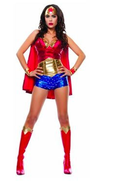 costume lasso wonder woman Adult sexy