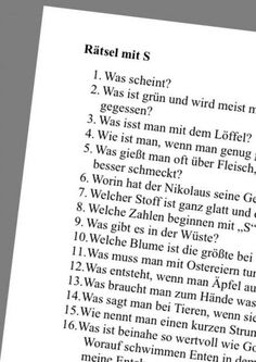 Social Skills 792352128161701540 - Rätselwörter mit [s] Source by Kindergarten Portfolio, Social Skills For Kids, German Language Learning, Logic Puzzles, Learn English Words, Easter Activities, Exercise For Kids, Kids And Parenting, Kids Learning