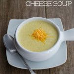 I have my own version of Broccoli & Cheese Soup in my cookbook, but so many people asked me about Panera Bread's version that I had to seek out their recipe and try it myself. I found this version made with half and half and it was very similar to...