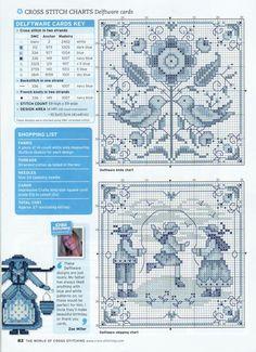 Gallery.ru / Фото #42 - The world of cross stitching 151 - tymannost