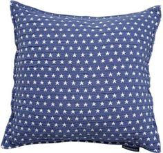 Lexington Authentic Star Sham Medium Blue