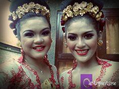 #PKB2013 #ParadeLaguPopBali XXXV - with Kak Sara at Alit Salon