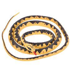 "Large European Viper Snake 48"""