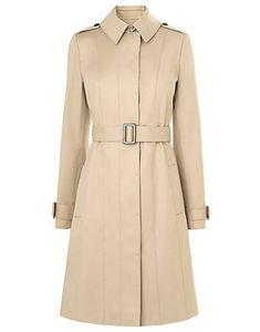 L.K. Bennett Janisbei Trench Coat