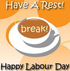 Things to do on labour day