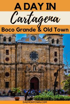 Check out this stunning photo essay of one day in old town Cartagena, Colombia! Travel in South America.