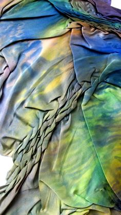 Graduate Profile: Frances Norris, BA (Hons) Multimedia Textiles - Loughborough University