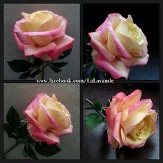 Perfume Sugar Rose Amazing work by Christine Craig at Lalavande! Truly inspiring!