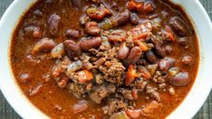 Chipotle Chocolate Bison Chili: 5 Easy Slow Cooker Meals for Cold Weather - MensJournal.com