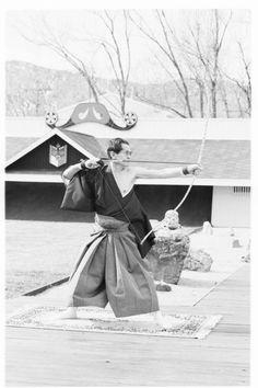 Kanjuro Shibata XX Sensei